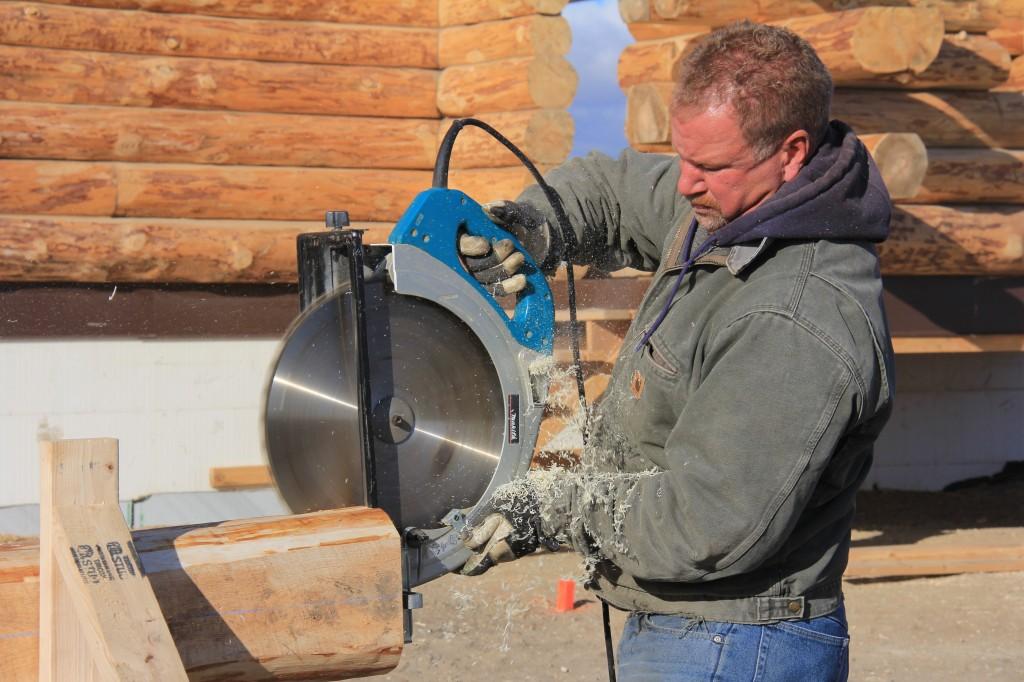 Timber Saw