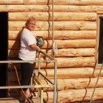 Log Buffing
