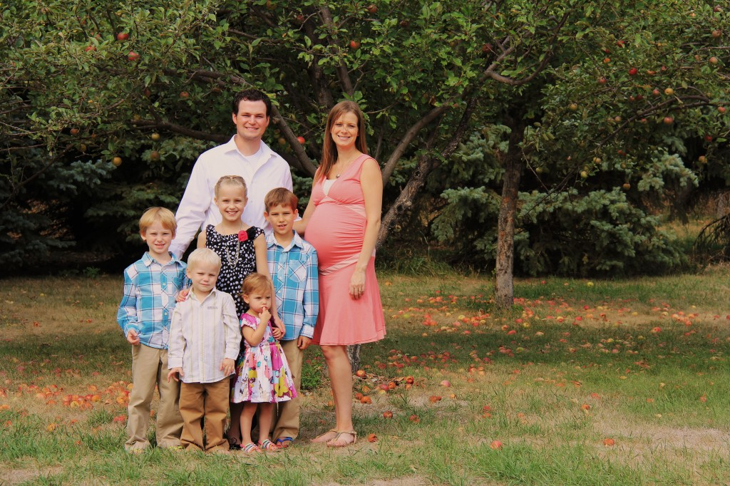 The Phillip Breker Family