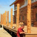 Porch Pillars