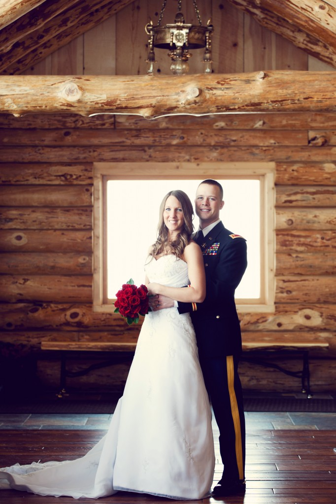 Coteau des Prairies Lodge Wedding