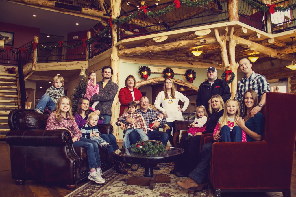 Joe & Patty Breker Family