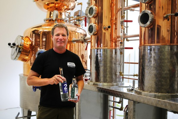 Joel Kath at Proof Artisan Distillers