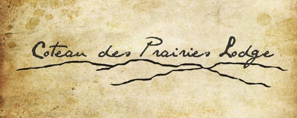 Coteau des Prairies Lodge Logo