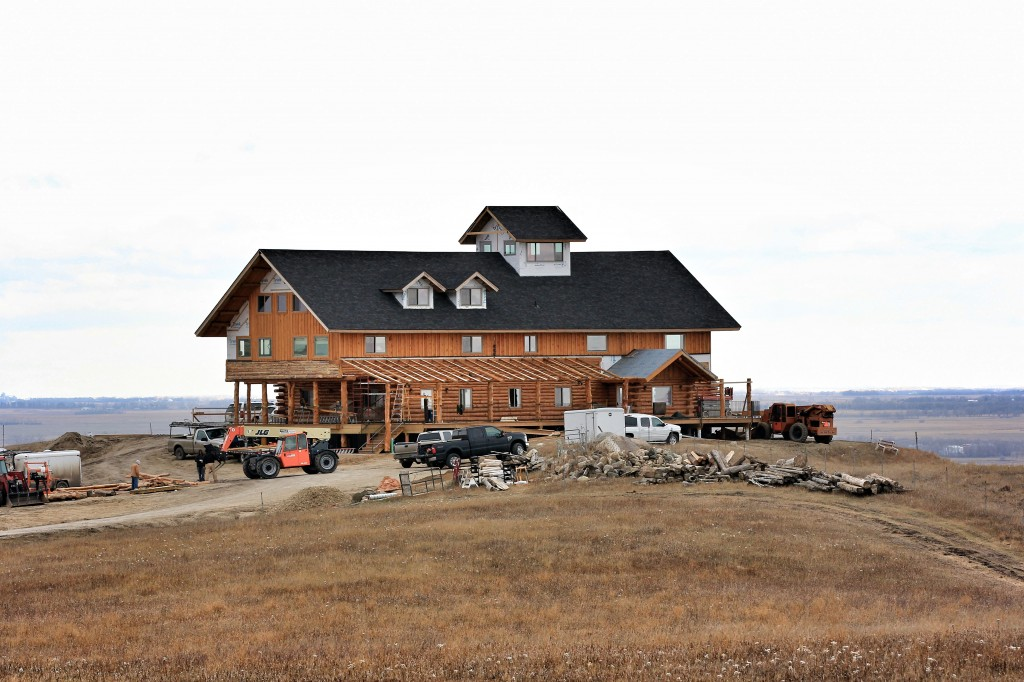 October November Construction Update Coteau Des Prairies