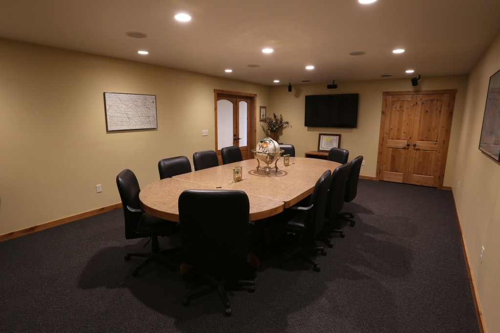 Coteau des Prairies Lodge Conference Room