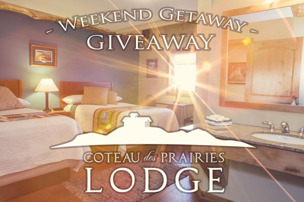 Weekend Getaway Giveaway