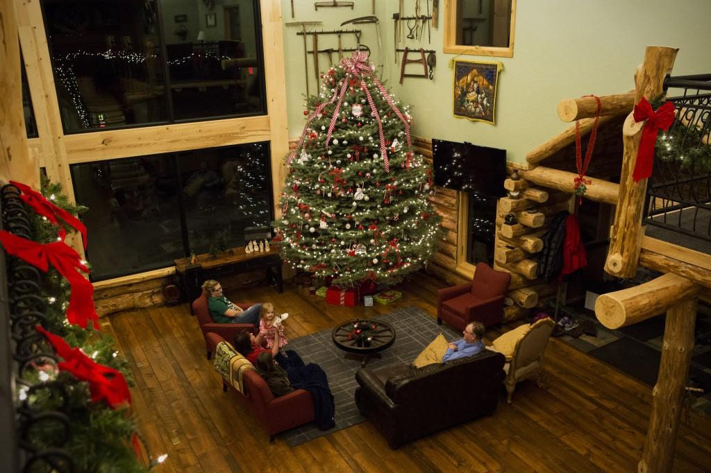 Christmas at Coteau des Prairies Lodge