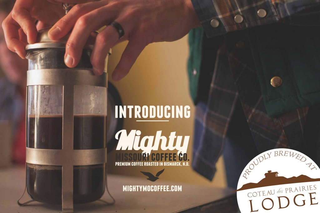 Mighty Missouri Coffee Company at Coteau des Prairies Lodge