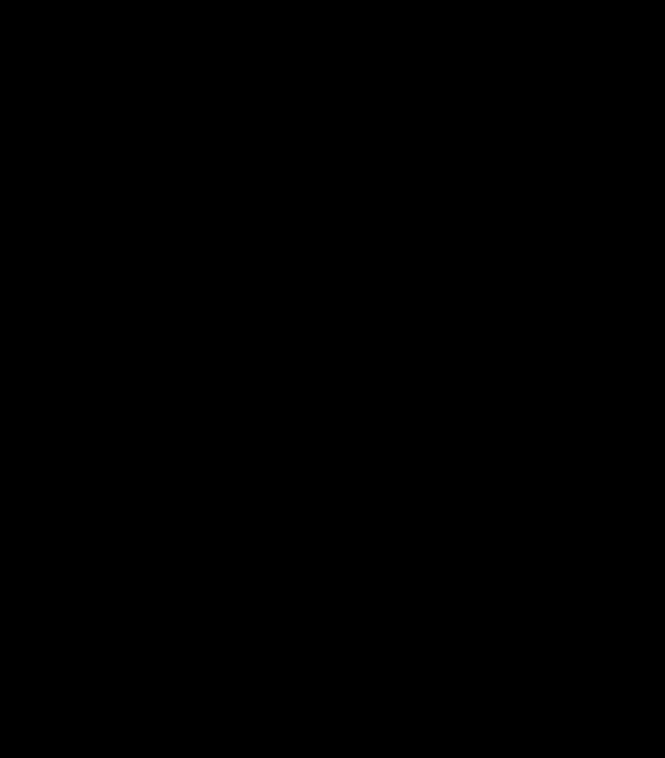 black writing logo
