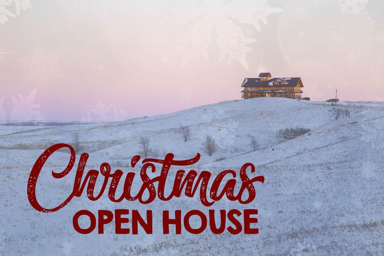 Christmas Open House.Christmas Open House Saturday December 23rd Coteau Des