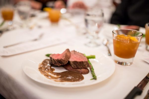 Photos From Dinner Of The Far North Coteau Des Prairies Lodge - Chef's table catering